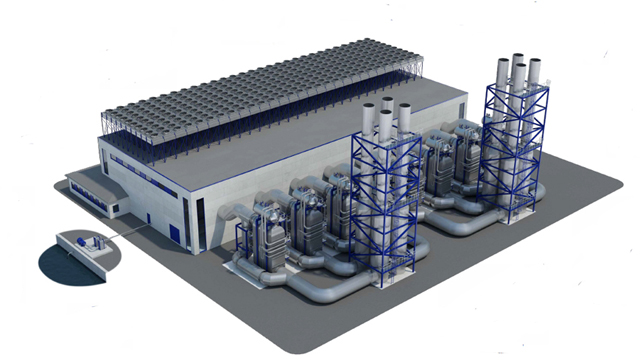 Alfa Laval Exhaust Gas Waste Heat Recovery
